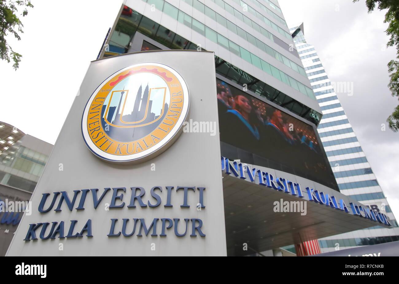 Kuala Lumpur University In Kuala Lumpur Malaysia Stock Photo Alamy