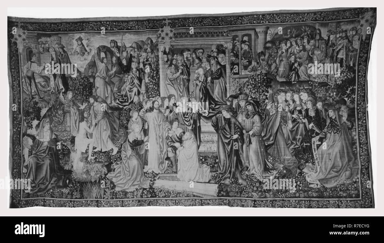 Manhood of Christ - Stock Image