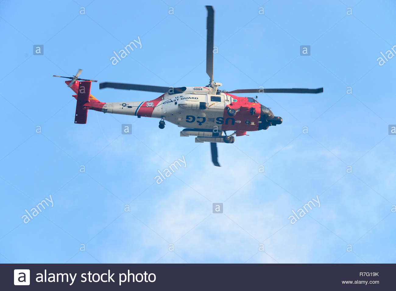U s  Coast Guard Helicopter Stock Photos & U s  Coast Guard