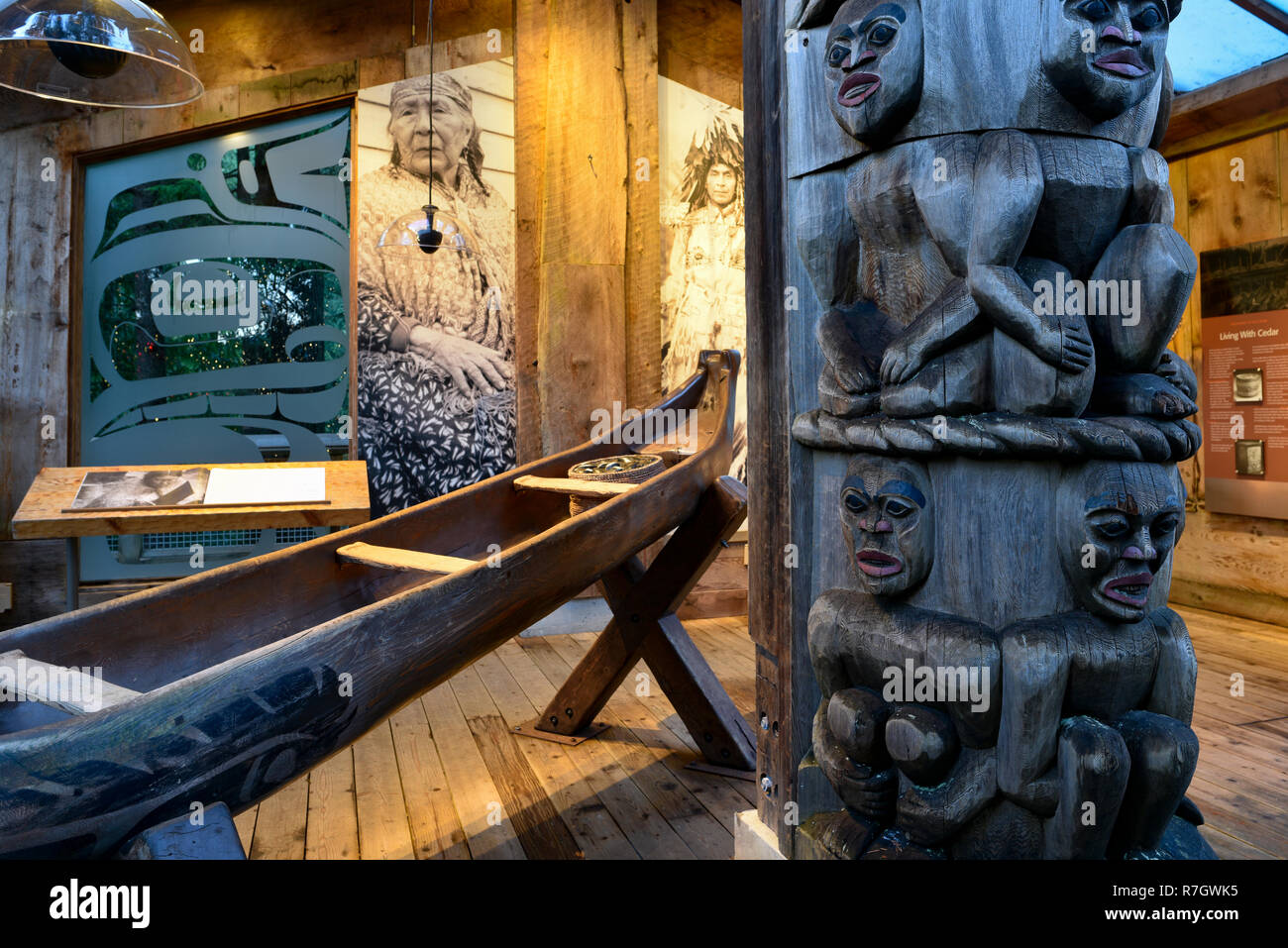 Kia North Vancouver >> Kia Palano First Nations Exhibit Capilano Suspension Bridge