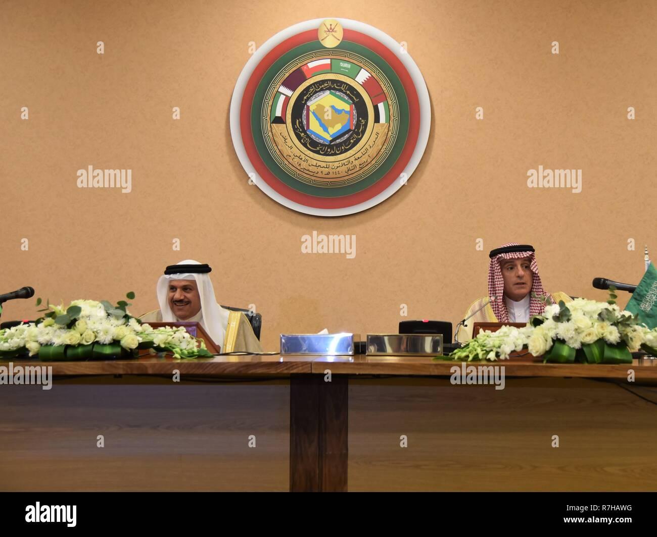 Riyadh, Saudi Arabia  9th Dec, 2018  Secretary General of