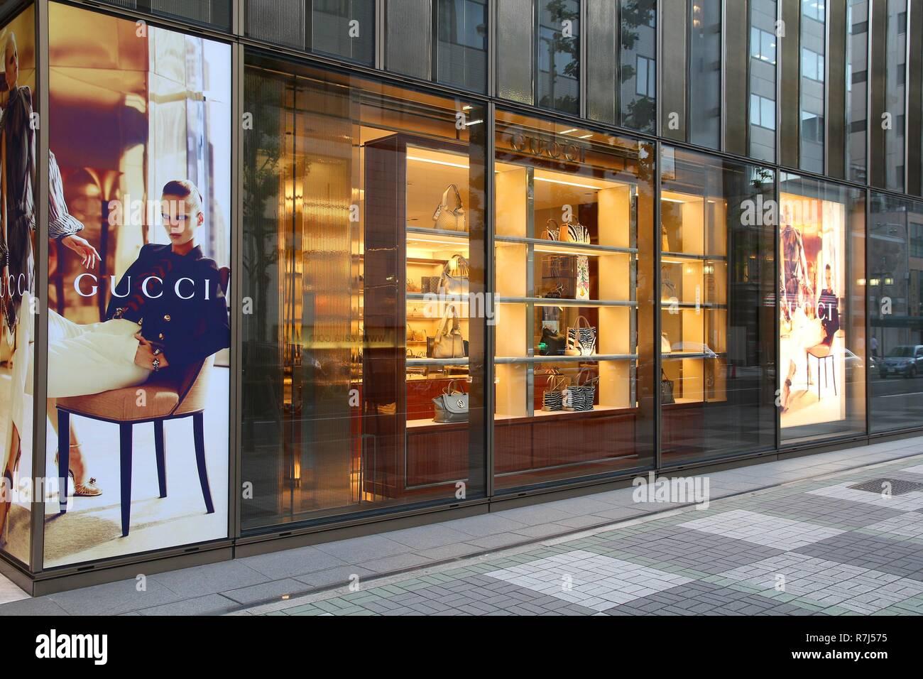 f25e3c27b10 Gucci Luxury Clothing Store Stock Photos   Gucci Luxury Clothing ...