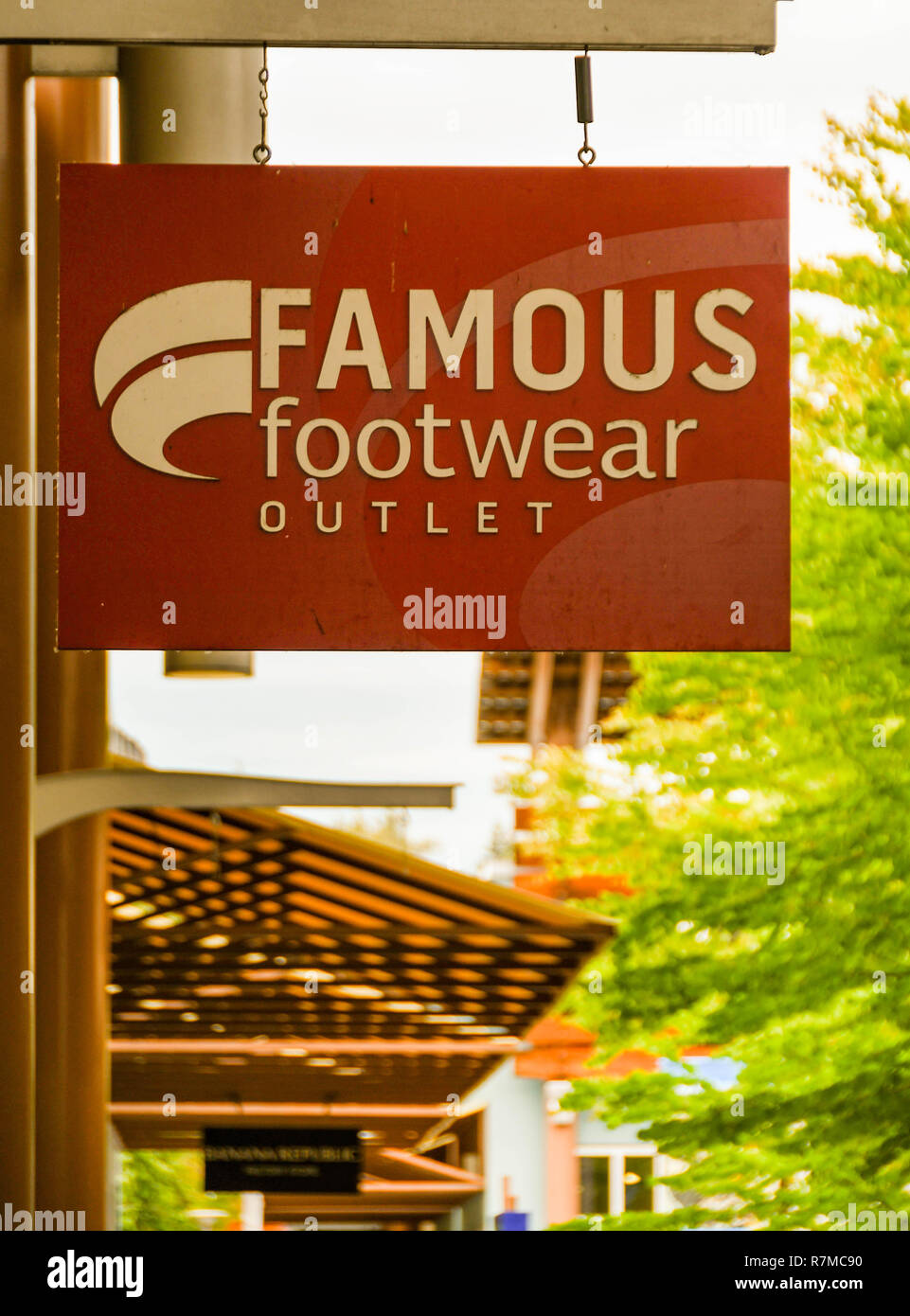 Famous Footwear High Resolution Stock