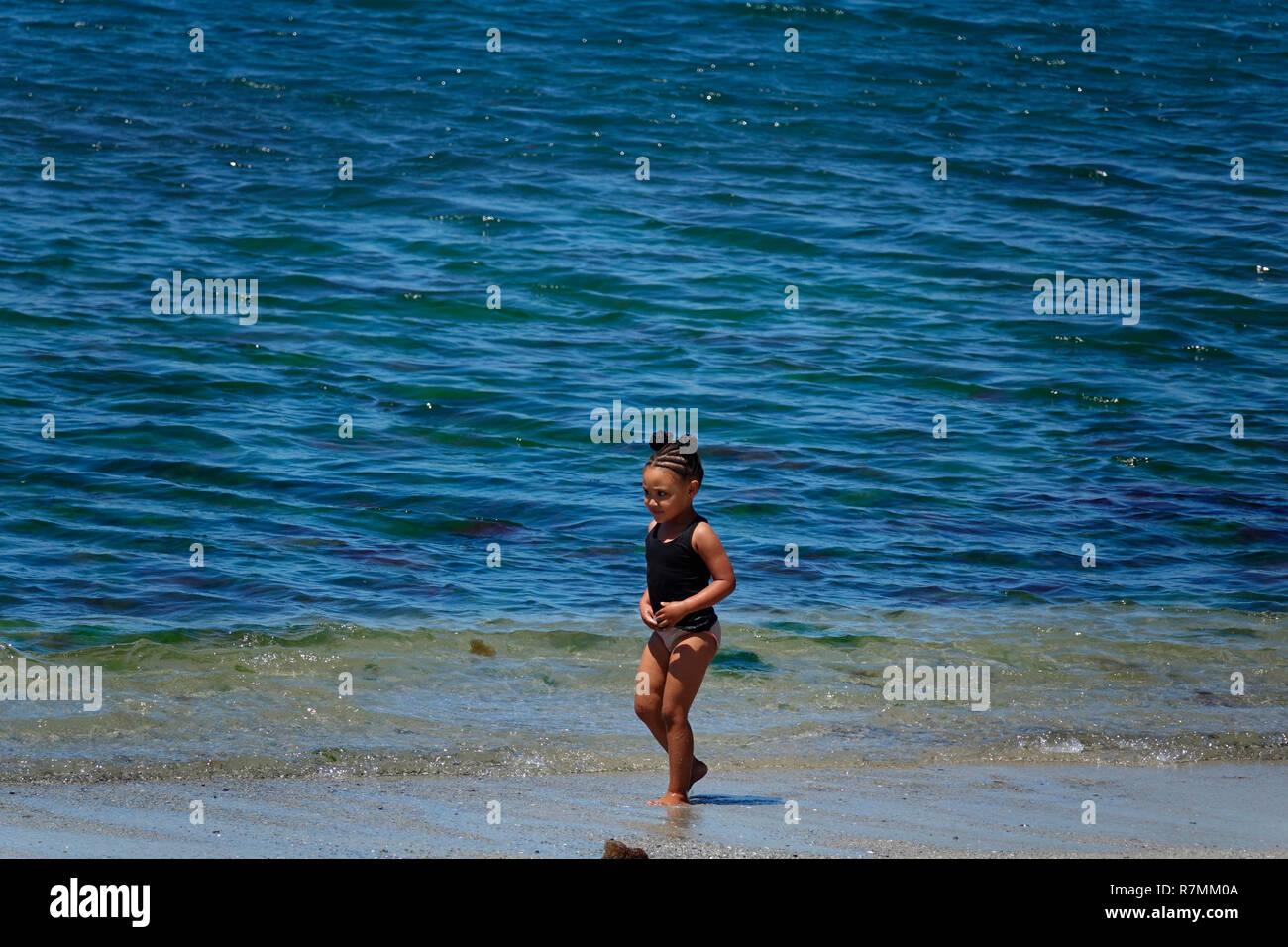 Saldanha bay - Stock Image