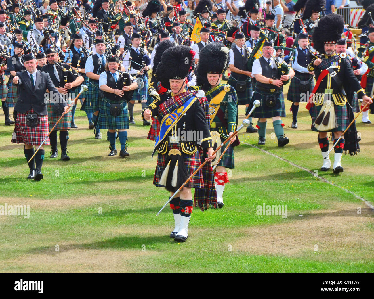 Drum Major Mace Stock Photos & Drum Major Mace Stock Images - Alamy