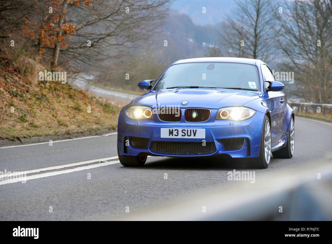 f4ffc49646 E87 shape BMW 1M Coupe - 1 Series M Car
