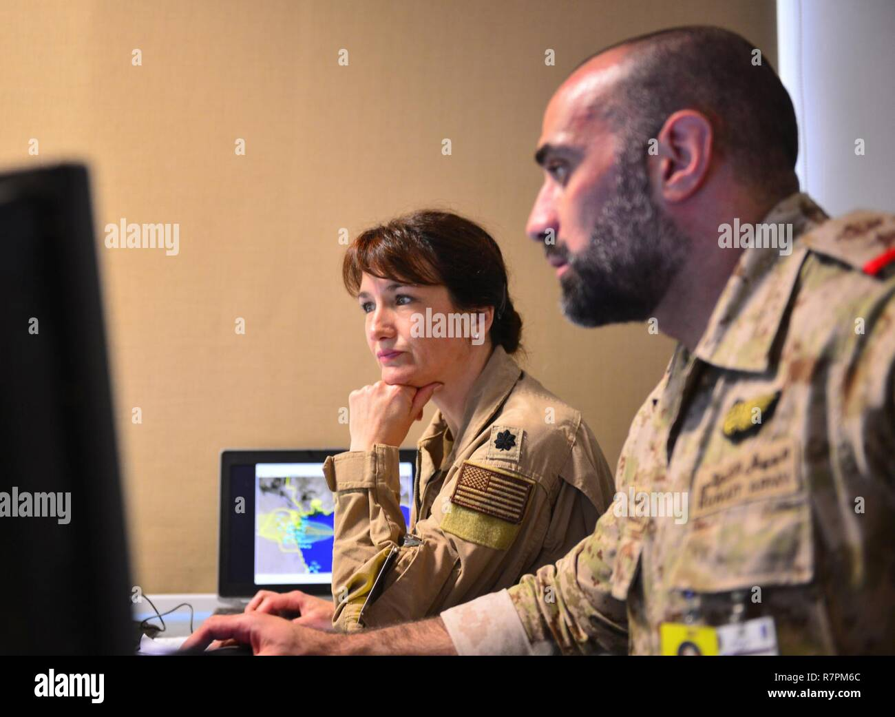 Kuwait Air Force Stock Photos & Kuwait Air Force Stock