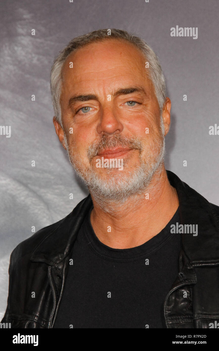 """Westwood, California, USA. 10th Dec 2018. Titus Welliver at the World Premiere of Warner Bros' """"The Mule"""" held at the Regency Village Theatre in Westwood, CA, December 10, 2018. Photo by Joseph Martinez / PictureLux Credit: PictureLux / The Hollywood Archive/Alamy Live News Stock Photo"""
