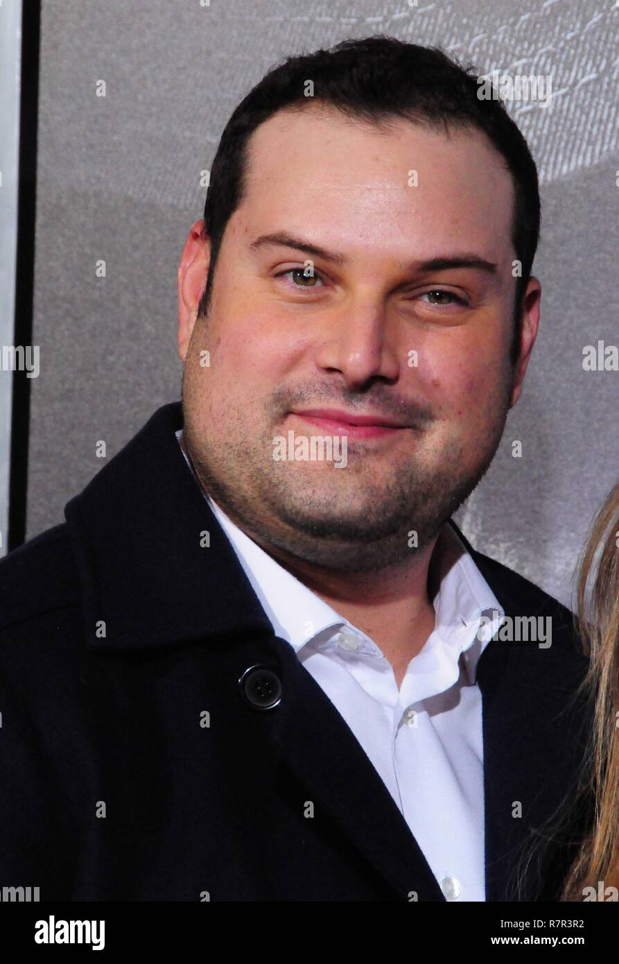 Westwood, California, USA. 10th Dec 2018. Actor Max Adler attends the World Premiere of Warner Bros. Pictures' 'The Mule' on December 10, 2018 at Regency Village Theatre in Westwood, California. Photo by Barry King/Alamy Live News Stock Photo