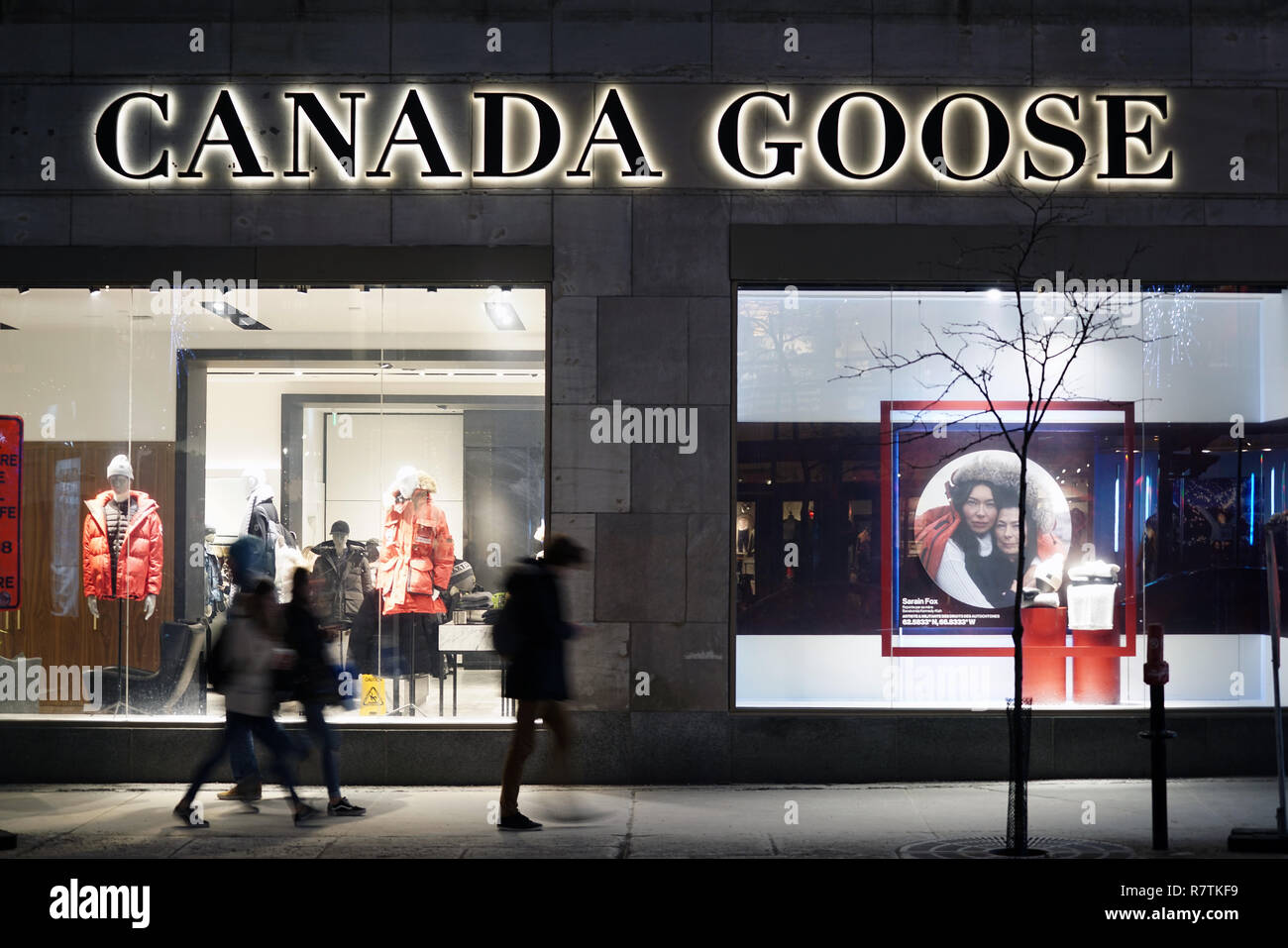 canada goose stores montreal