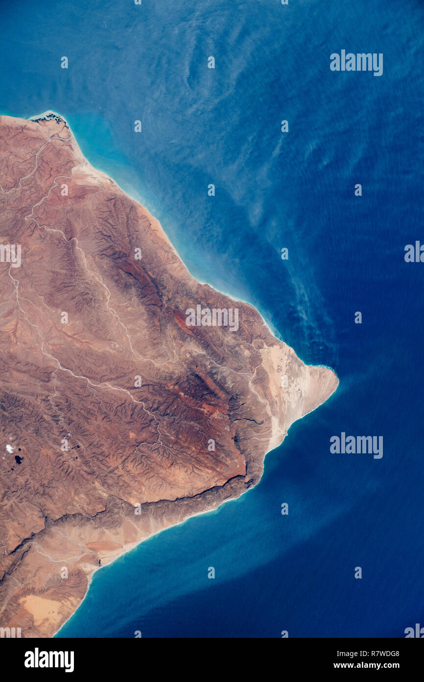 Somalia  and the Horn of Africa - Stock Image
