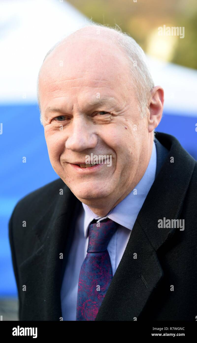 Damian Green MP, Westminster, London Credit: Finnbarr Webster/Alamy Live News Stock Photo