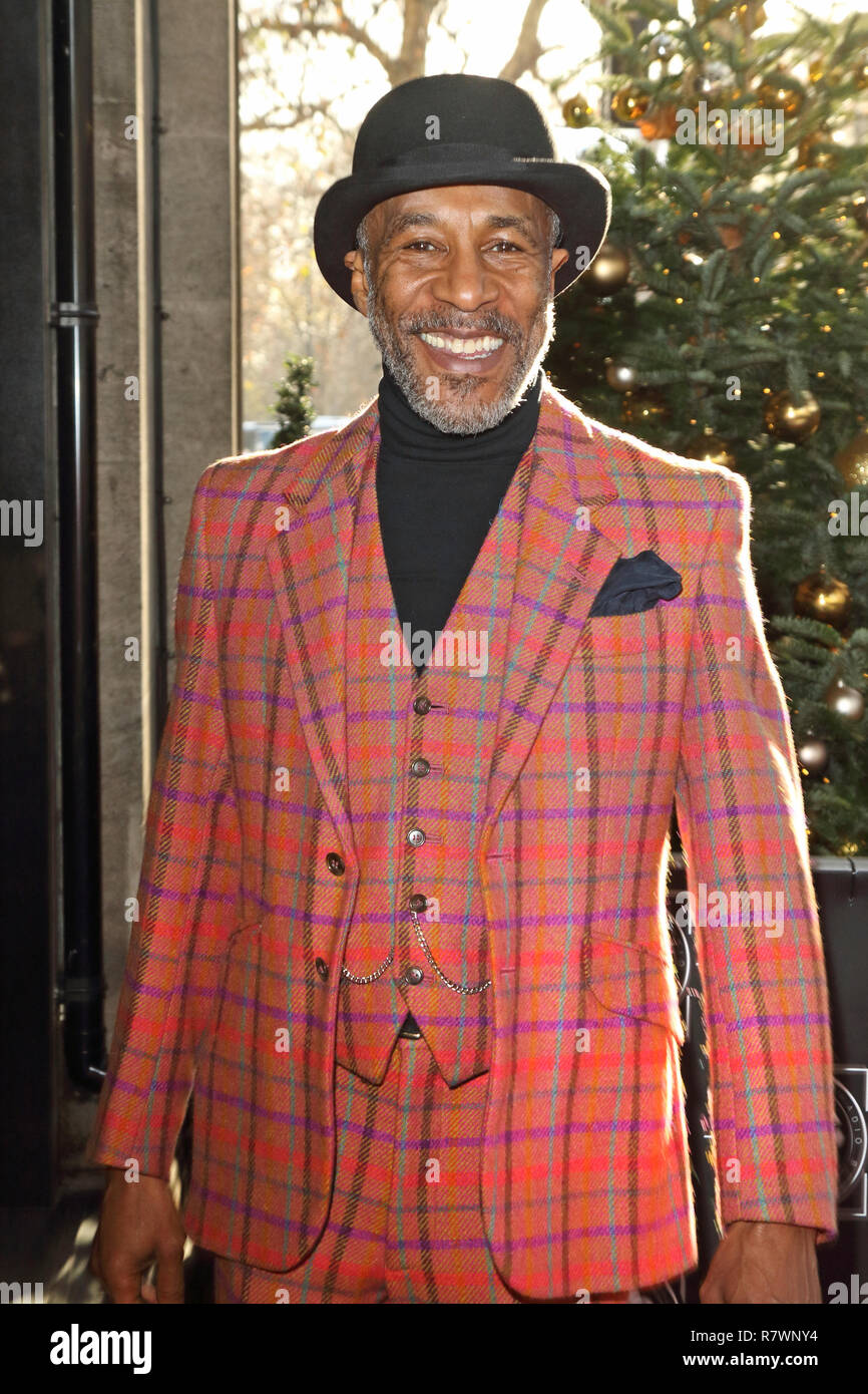 Danny John-Jules at the TRIC Christmas Lunch at Grosvenor House in Park Lane. - Stock Image