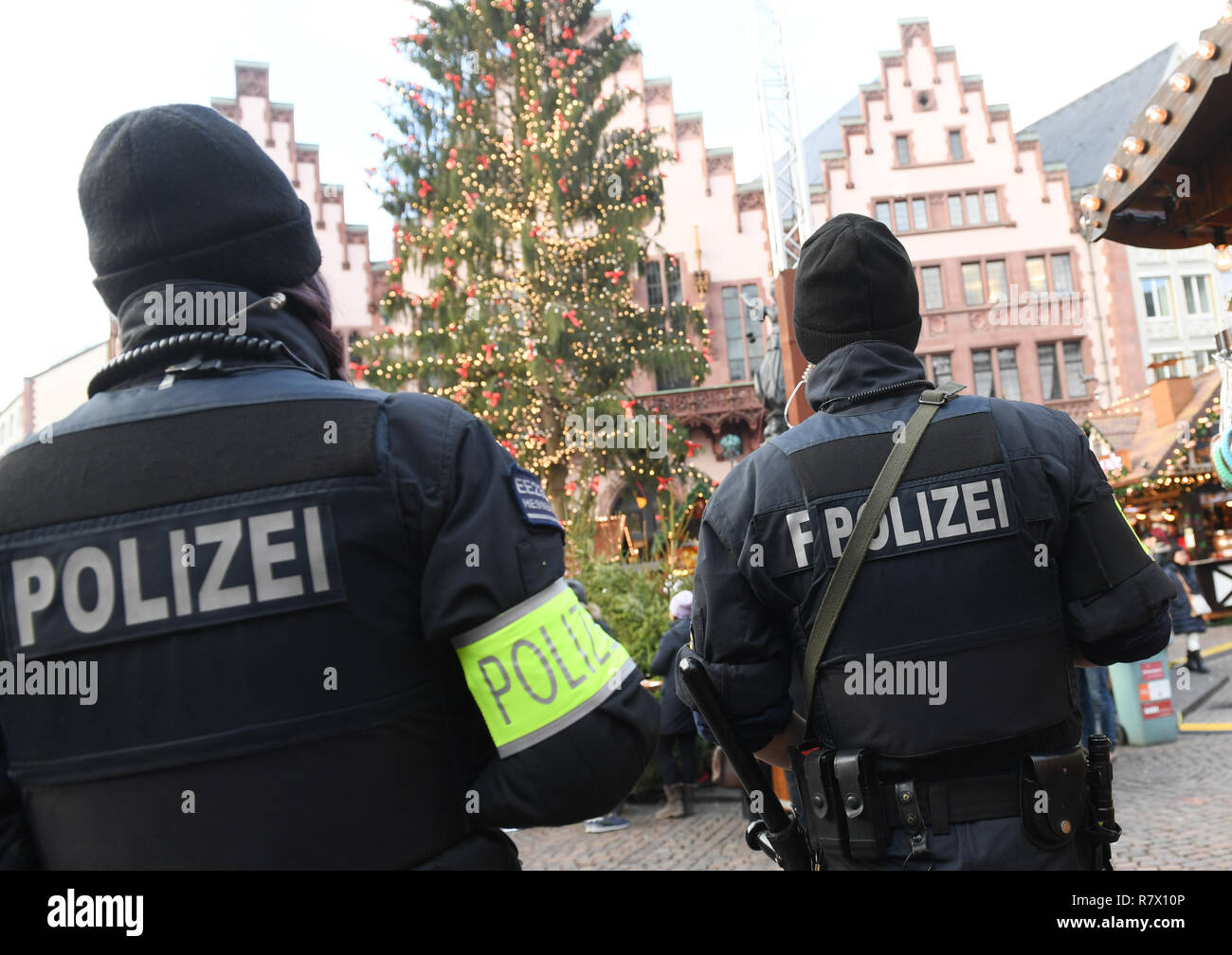 Frankfurt Germany 12 December 2018 Hessen Frankfurt Main A