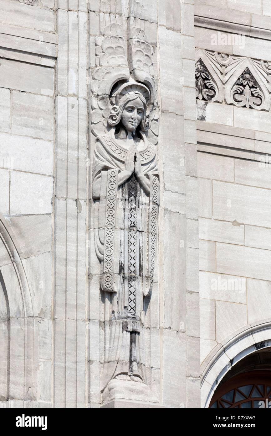 Esprit Art Deco Com canada, quebec province, montreal, religious heritage