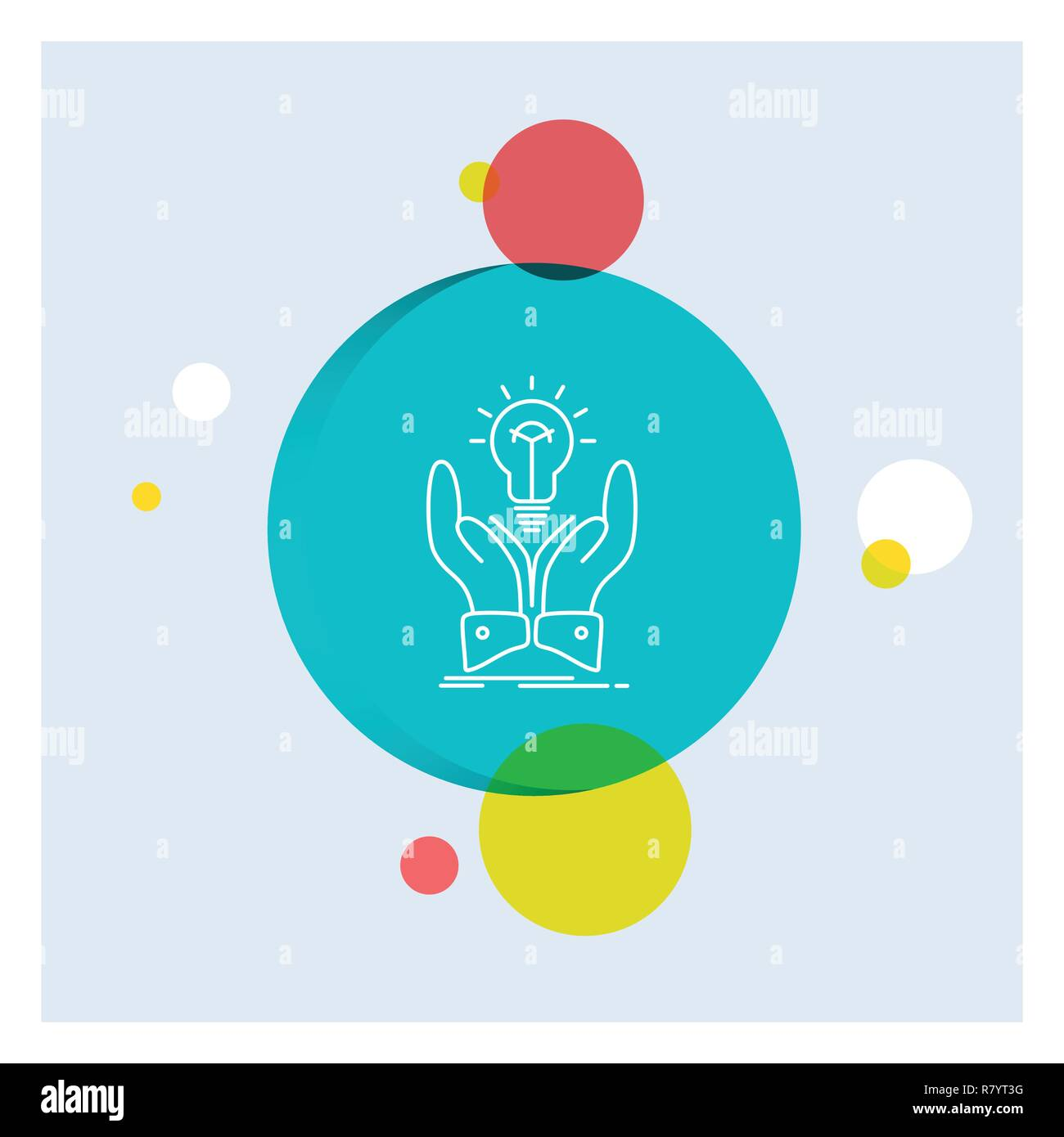 Creative Business People Brainstorming Drawing Stock Vector Images