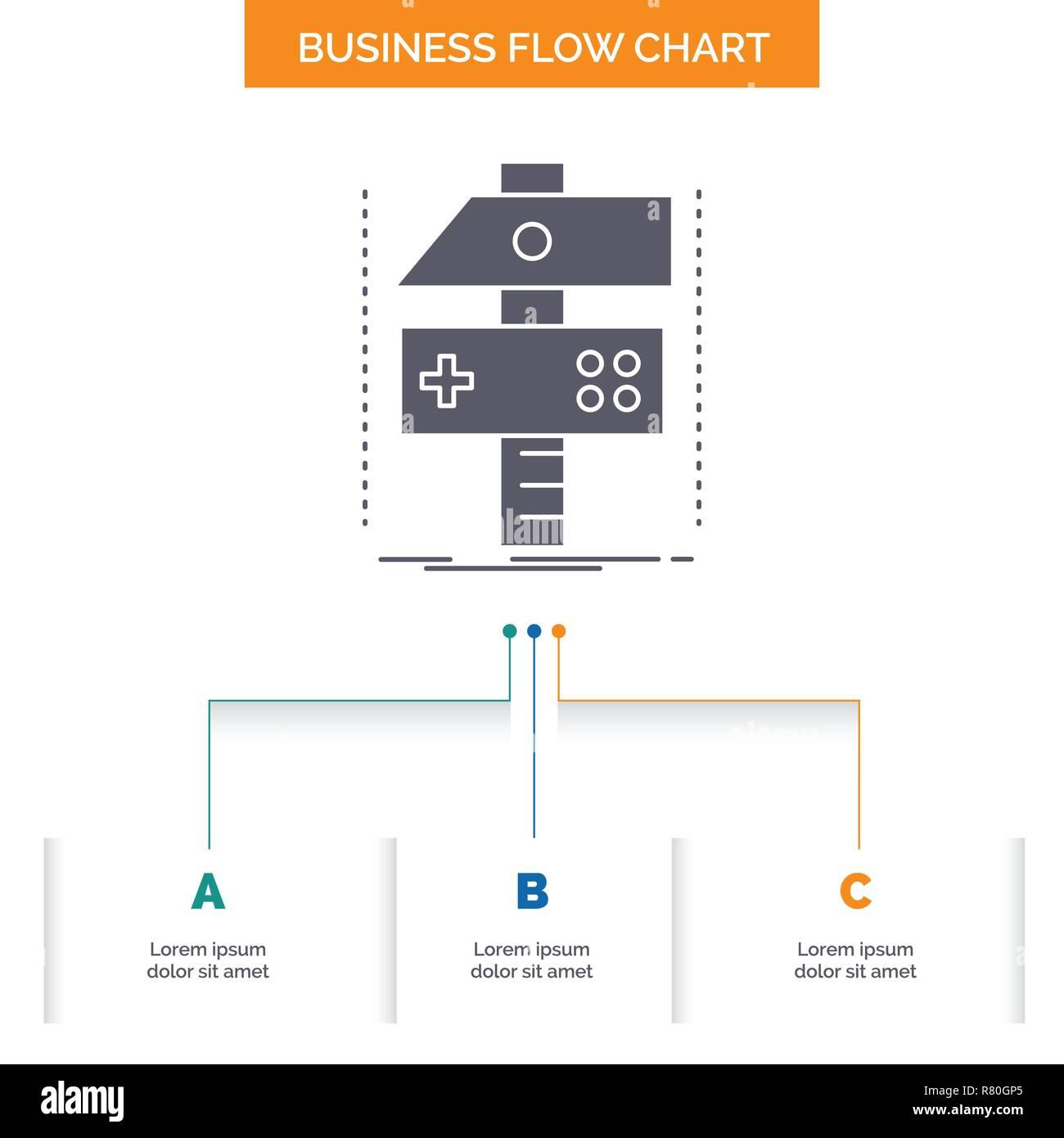 Build Craft Develop Developer Game Business Flow Chart Design
