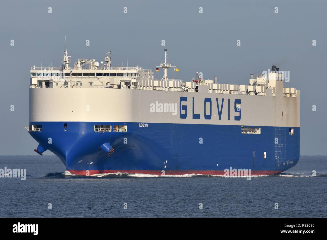 Glovis Sonic - Stock Image