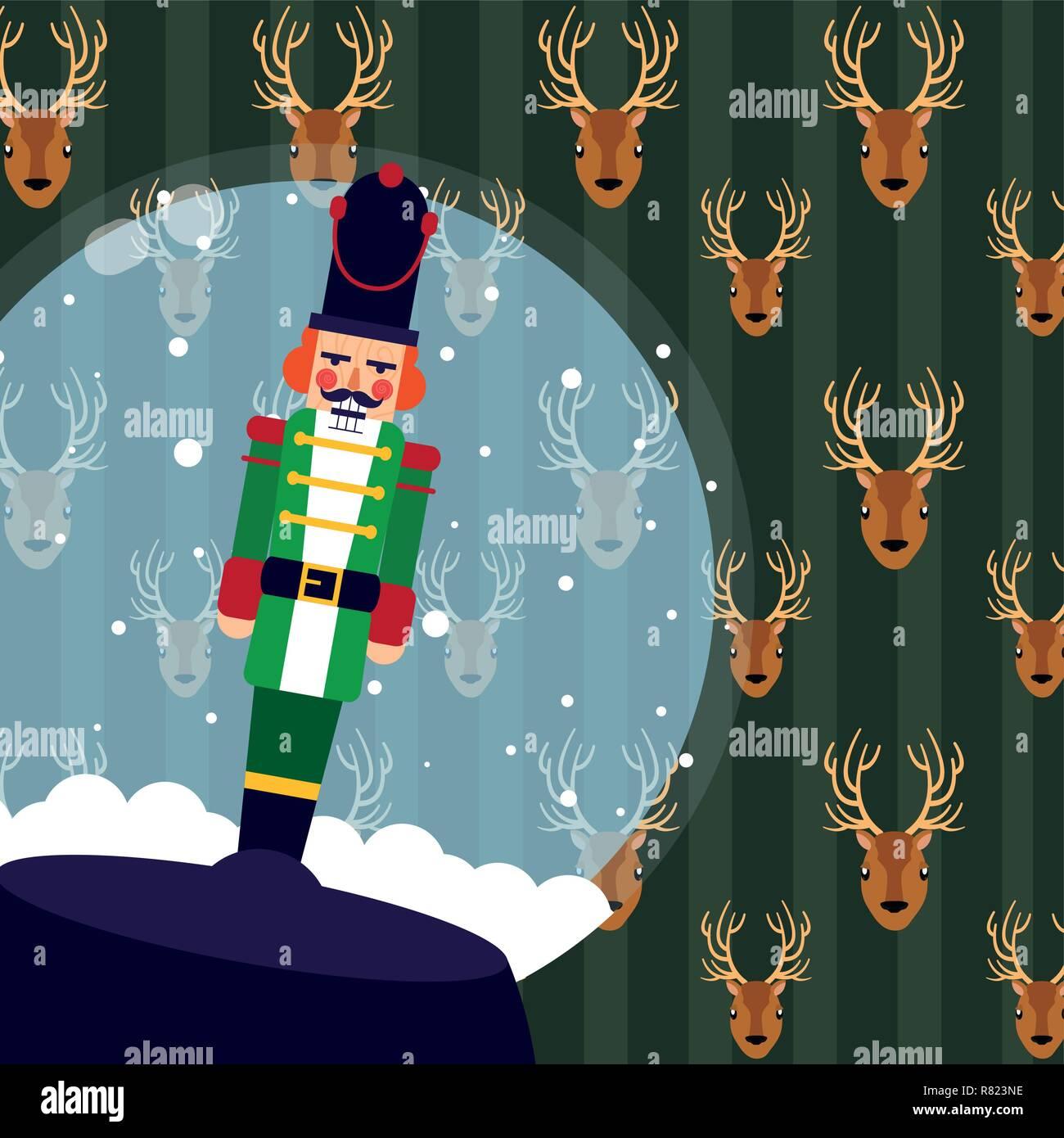 Nutcracker clipart Christmas Digital Clip art Christmas | Etsy