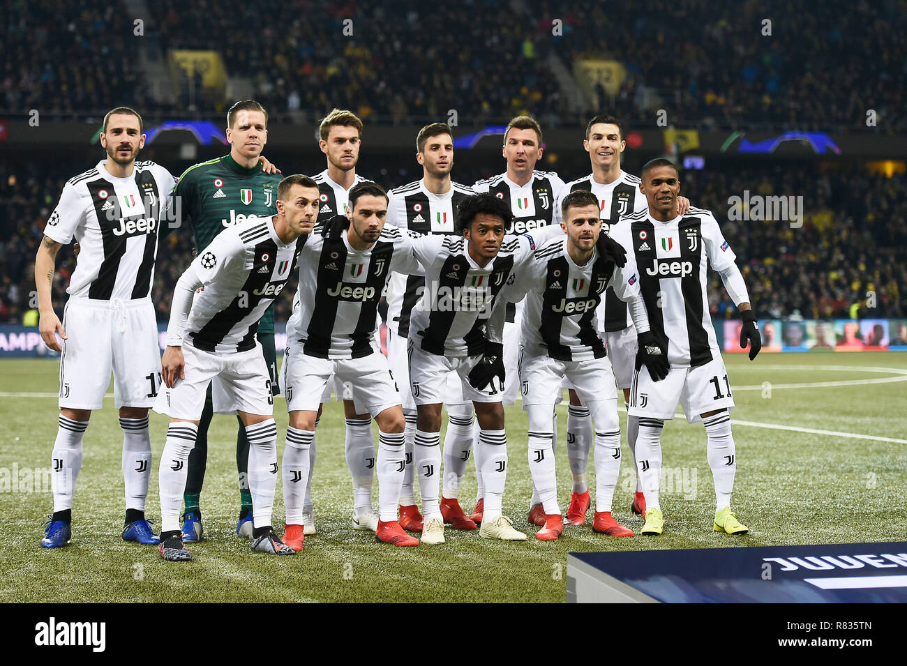 Formazione Juventus High Resolution Stock Photography and Images ...