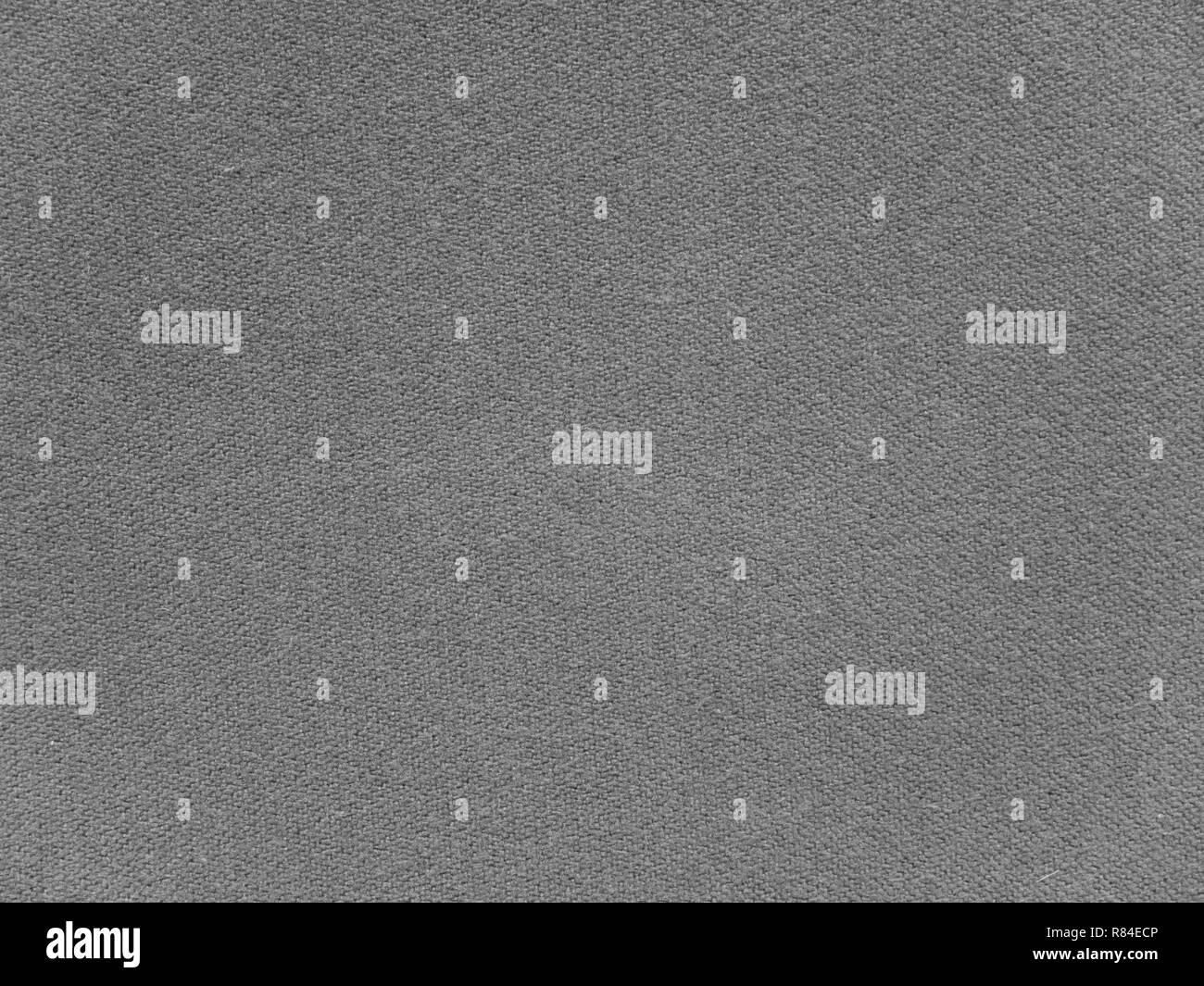 Microfiber towel gray terry fabric texture swatch. - Stock Image