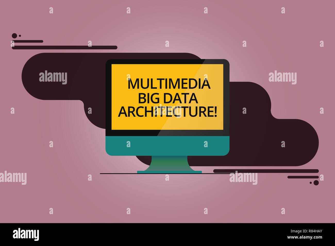 Analytics Big Data Architecture Stock Photos & Analytics Big