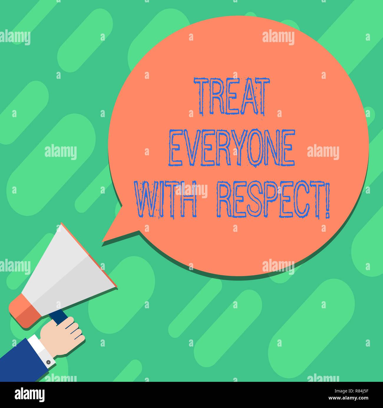 respect value definition