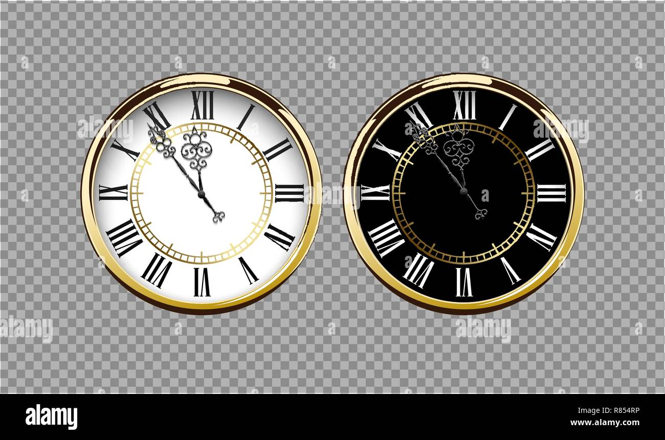 Roman Numbers On Clock Stock Photos Amp Roman Numbers On