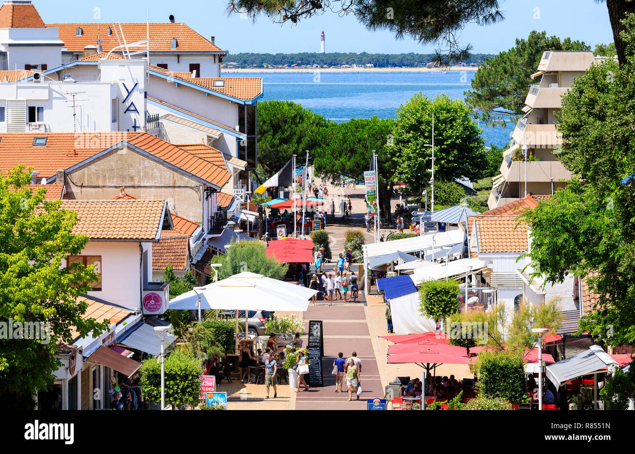 Arcachon France High Resolution Stock Photography And Images Alamy