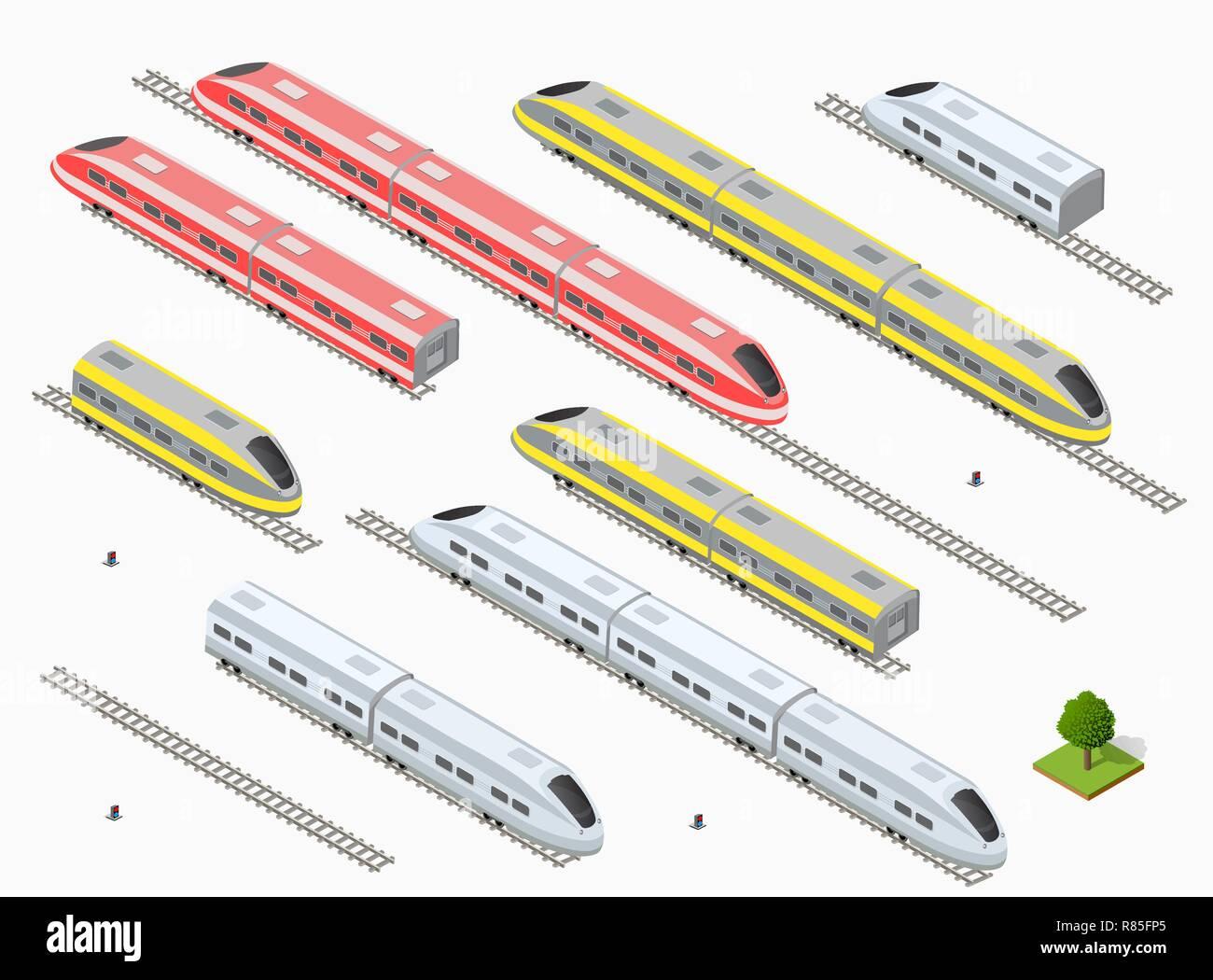 Rail Vector Vectors Stock Photos & Rail Vector Vectors Stock
