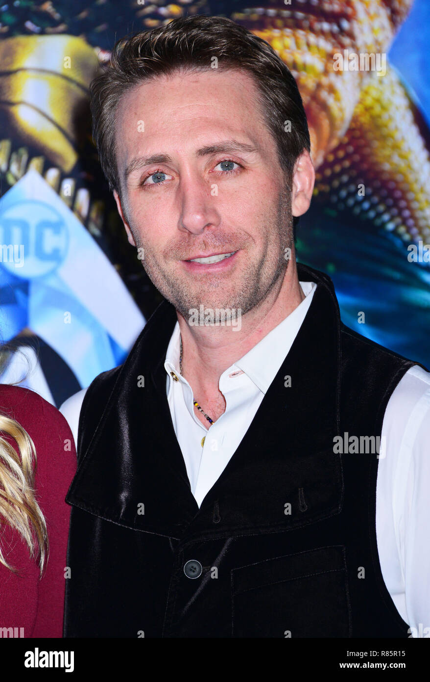 Los Angeles, USA. 12th Dec 2018. Philippe Cousteau  arrives at the Premiere Of Warner Bros. Pictures' Aquaman at TCL Chinese Theatre on December 12, 2018 in Hollywood, California Credit: Tsuni / USA/Alamy Live News Stock Photo