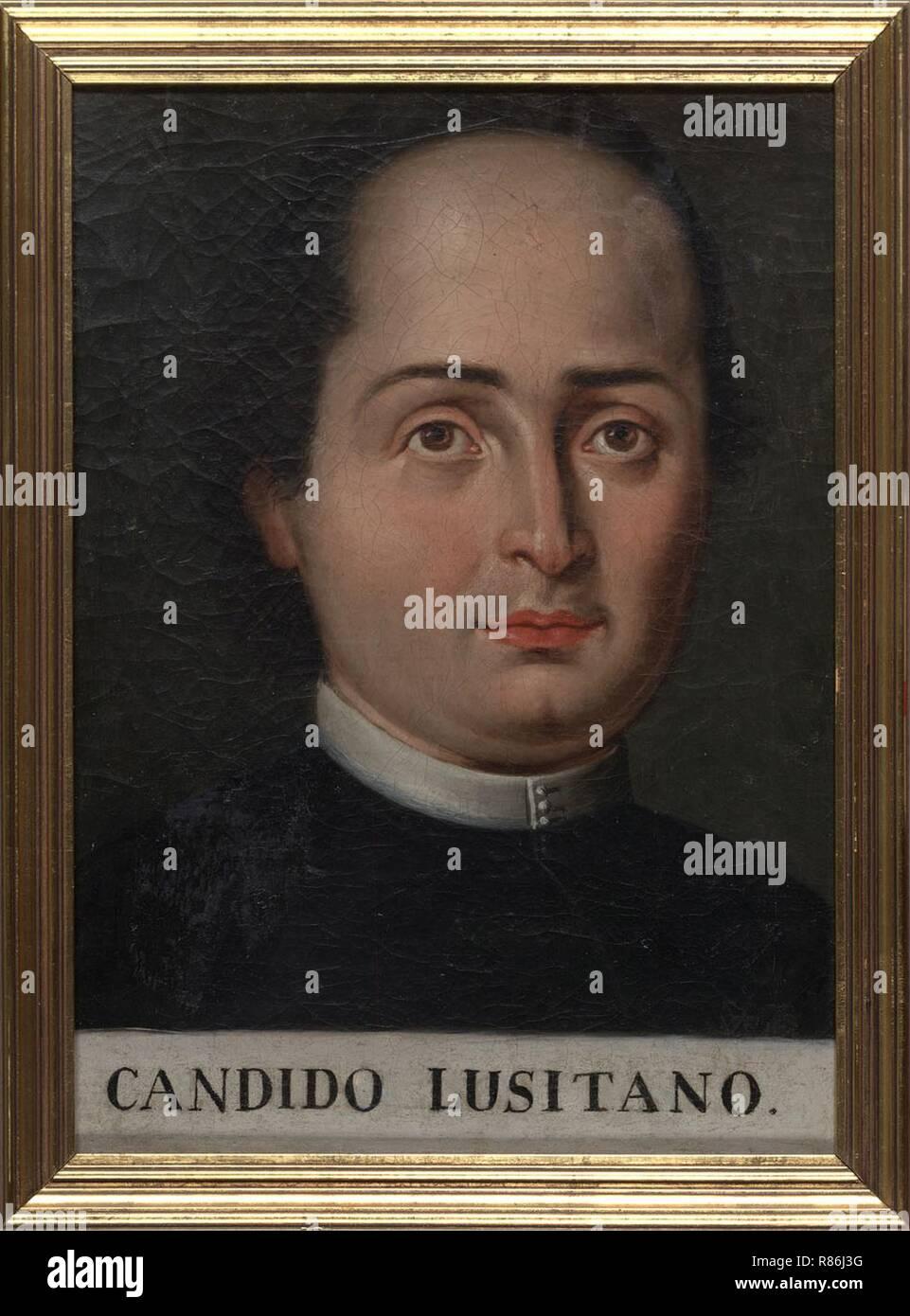Candido Lusitano (BNP Inv. 14491). - Stock Image