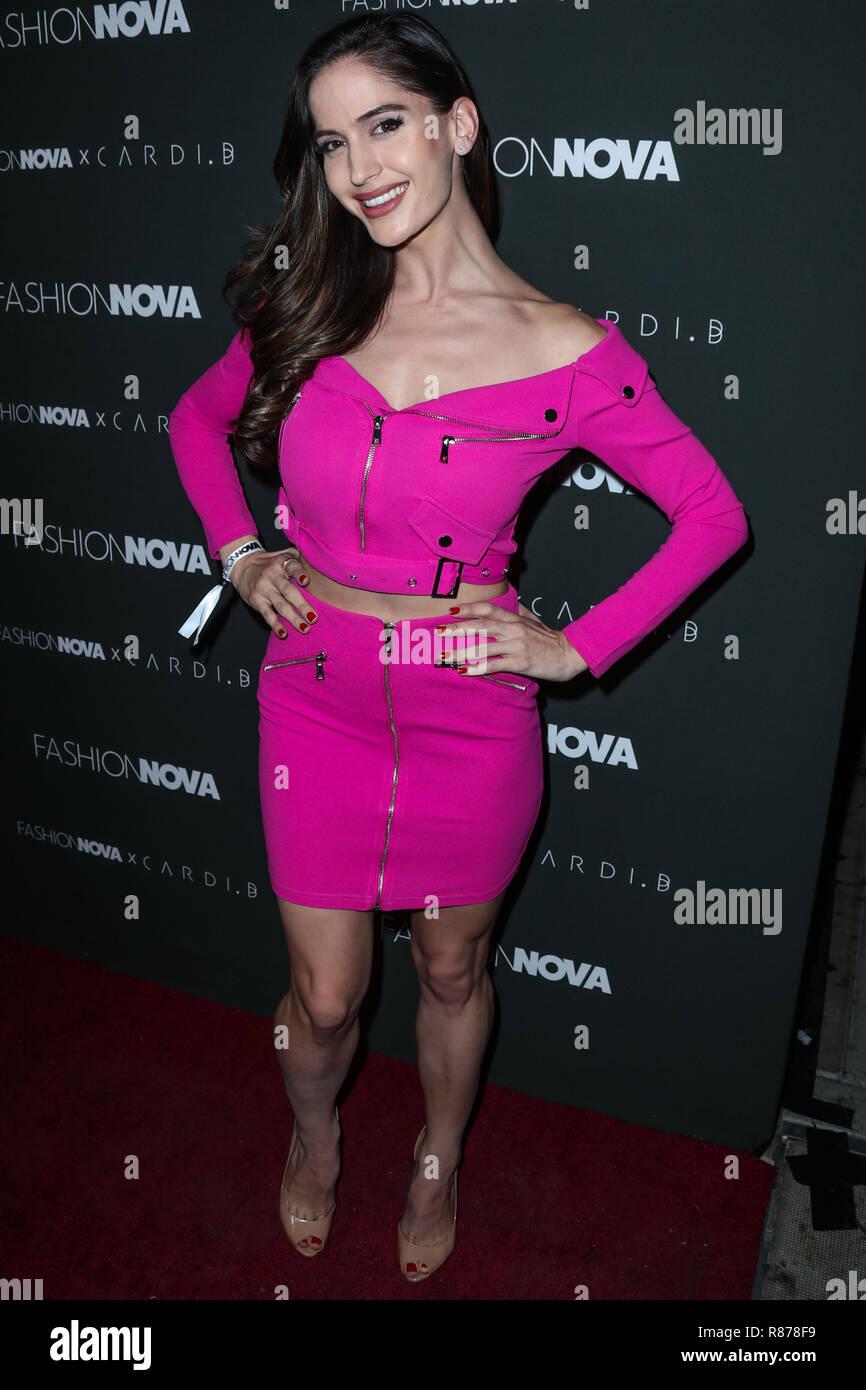Hollywood Los Angeles Ca Usa November 14 Natalia Barulich At