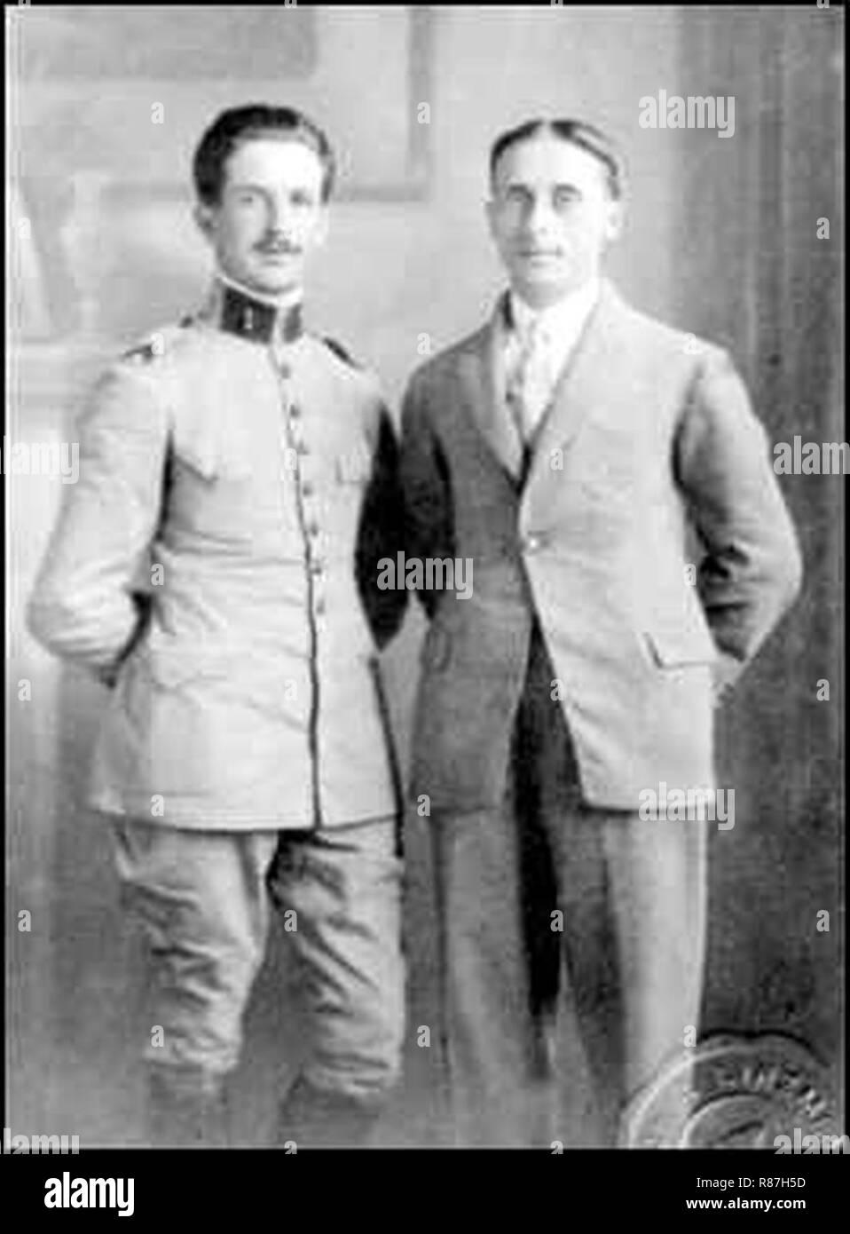 Cap Busse e Bergman. Stock Photo