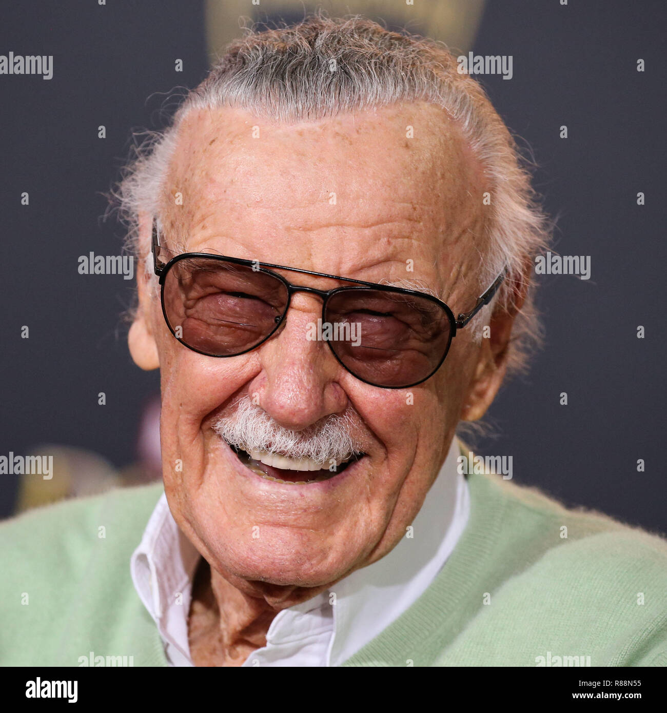 FILE) Stan Lee Dies At 95  Stan Lee, the legendary writer