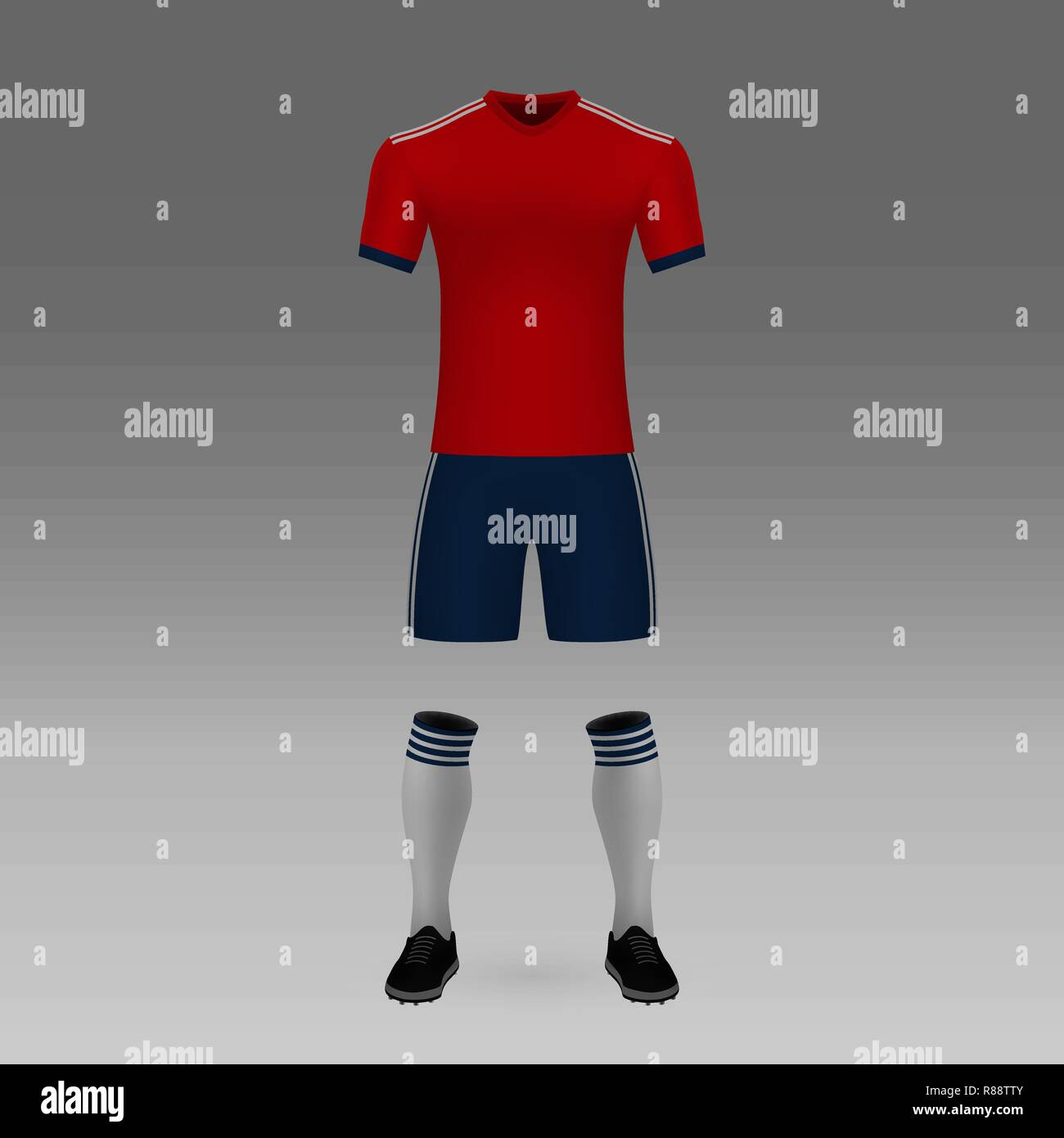 new product 5100c 922be football kit Bayern Munich, shirt template for soccer jersey ...