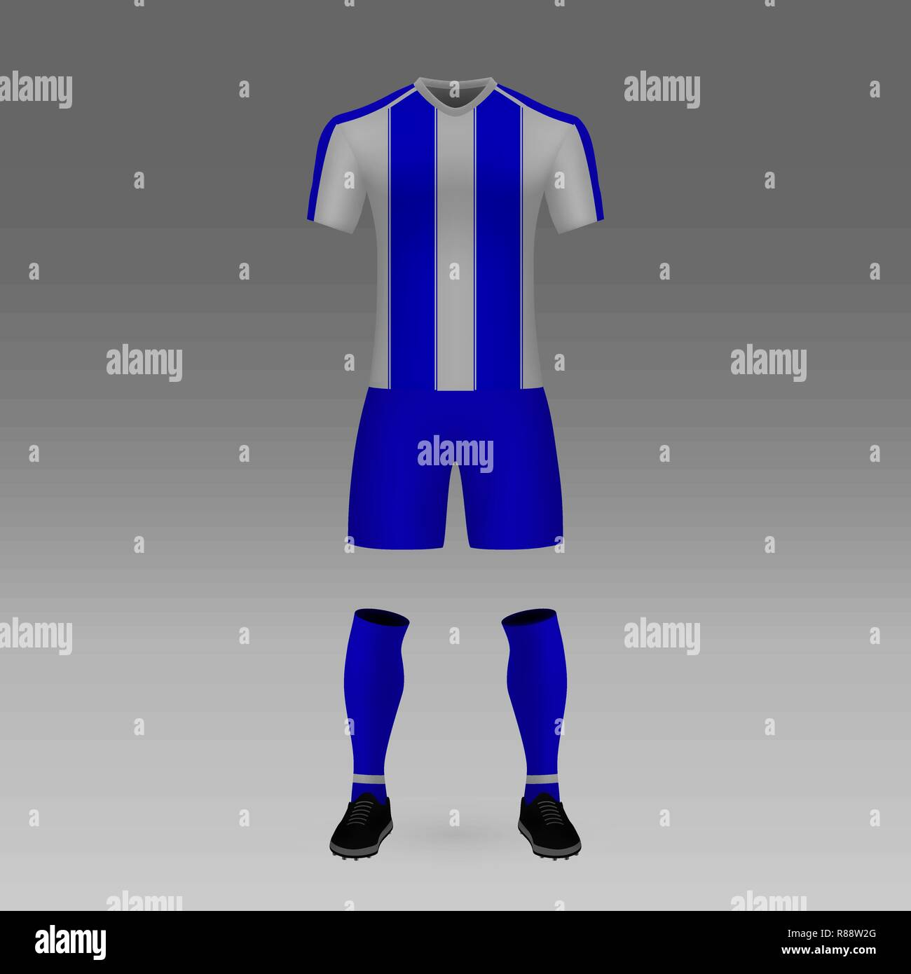 buy online a1464 ca95c football kit Porto, shirt template for soccer jersey. Vector ...