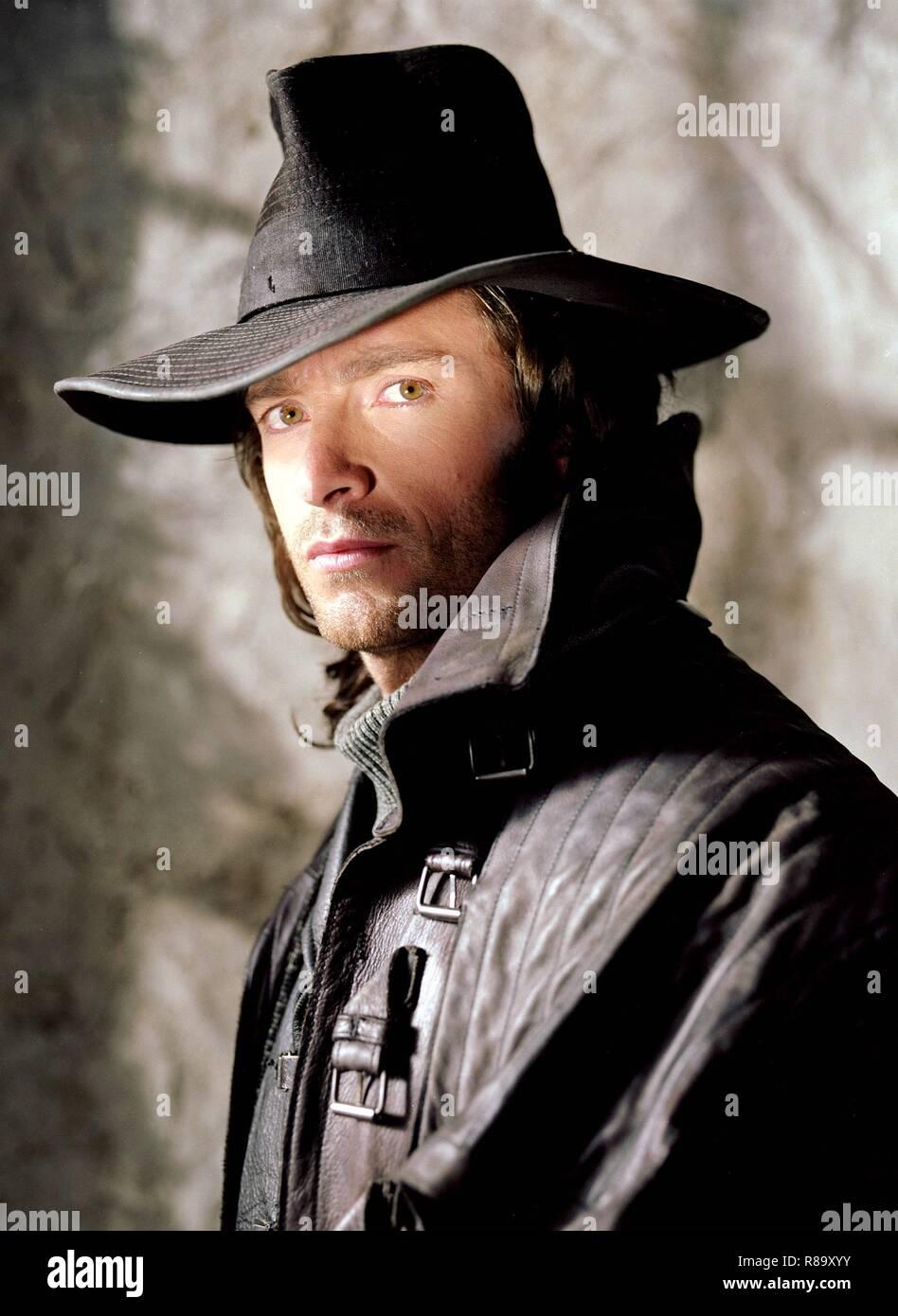 Van Helsing  Year : 2004 USA Director : Stephen Sommers Hugh Jackman - Stock Image