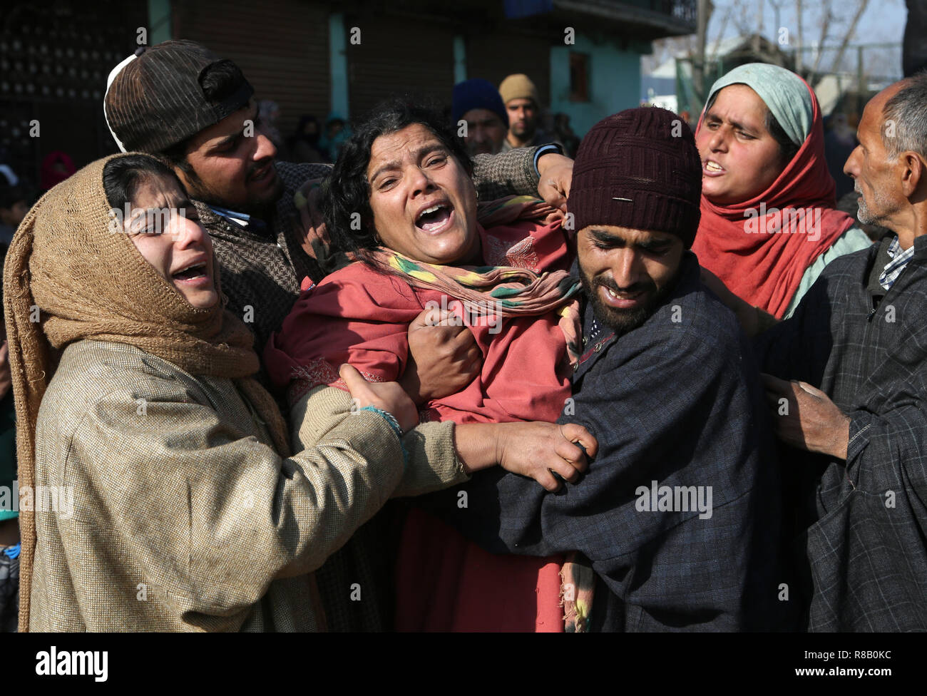Killing Three Militants Stock Photos & Killing Three Militants Stock