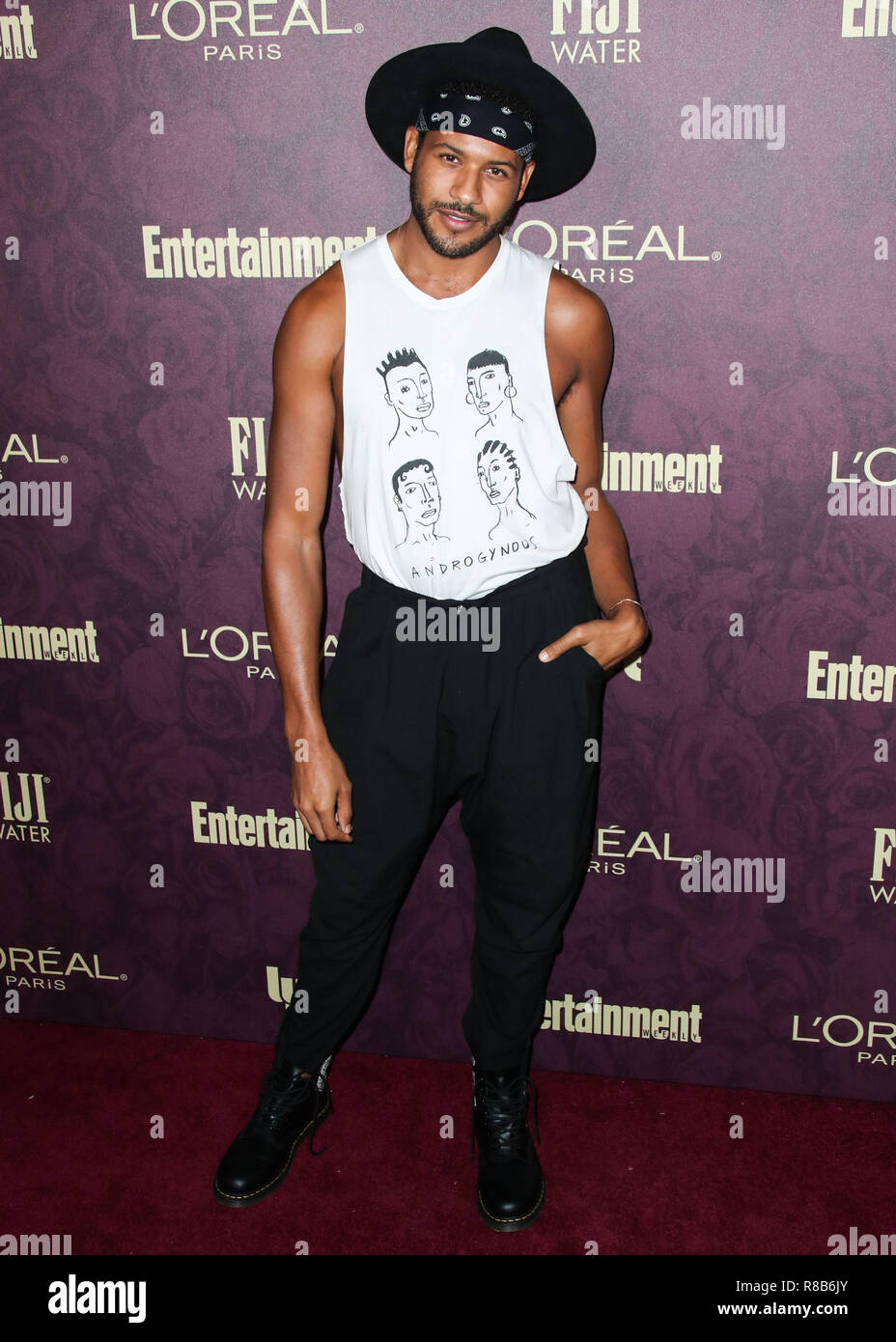 WEST HOLLYWOOD, LOS ANGELES, CA, USA - SEPTEMBER 15: Jeffrey Bowyer Chapman at the 2018 Entertainment Weekly Pre-Emmy Party held at the Sunset Tower Hotel on September 15, 2018 in West Hollywood, Los Angeles, California, United States. (Photo by Xavier Collin/Image Press Agency) Stock Photo