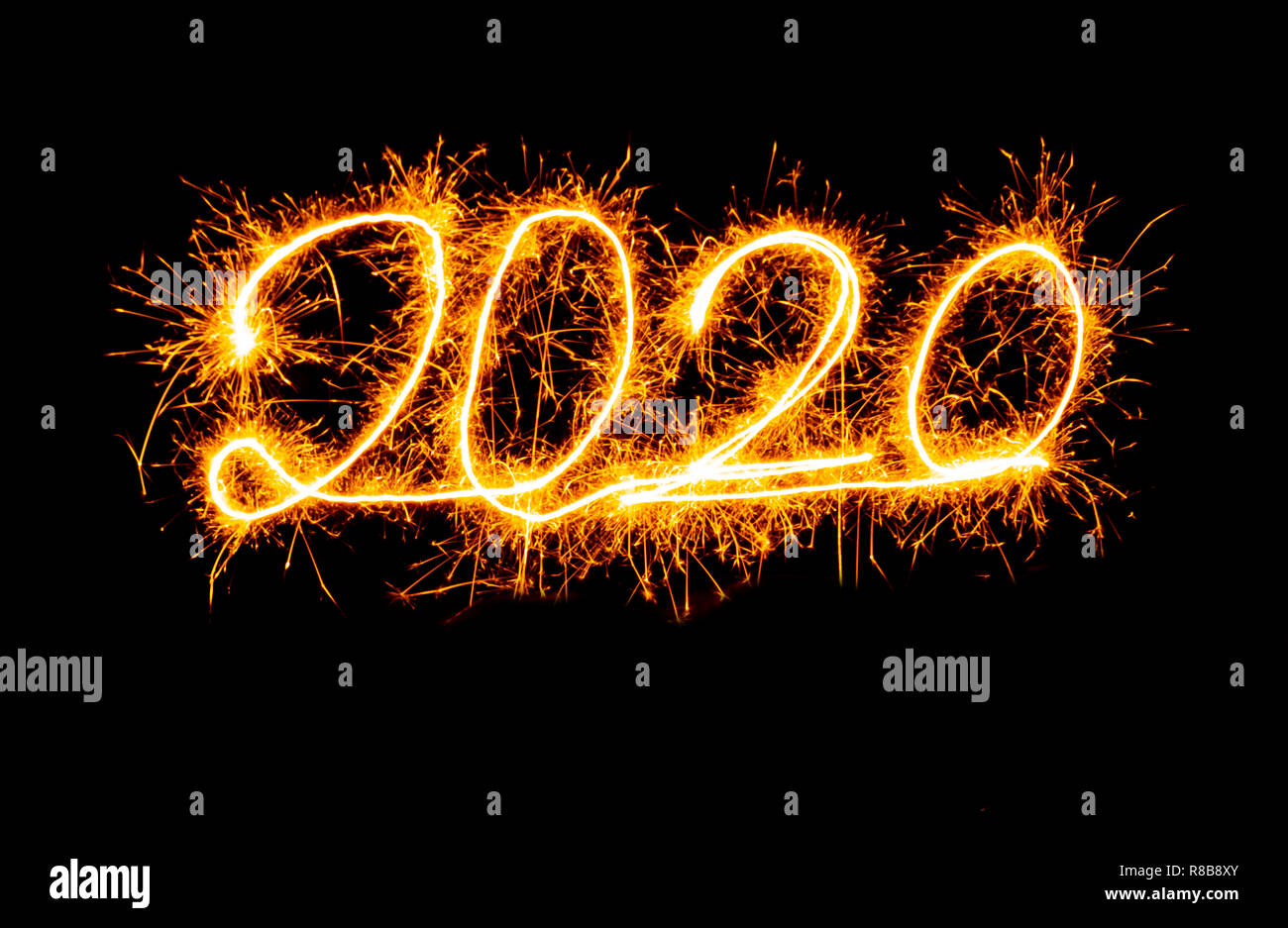 Pic of new years 2020 live