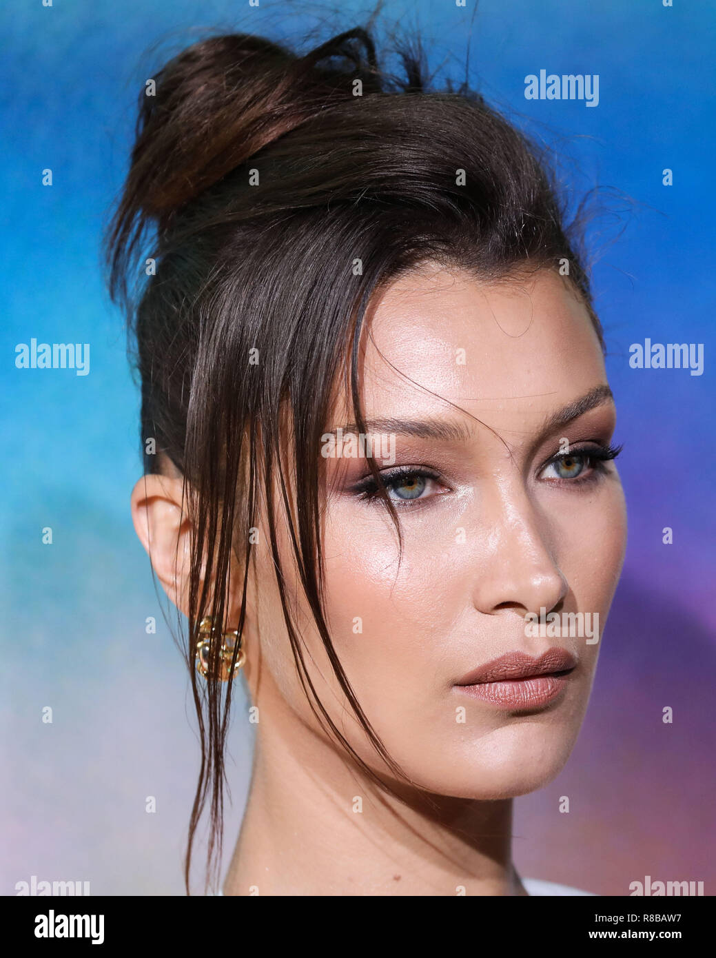 Bella Khair Hadid Nude Photos 61