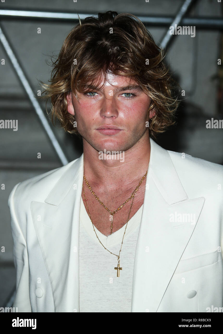 a5da9ea2 MANHATTAN, NEW YORK CITY, NY, USA - SEPTEMBER 07: Jordan Barrett at