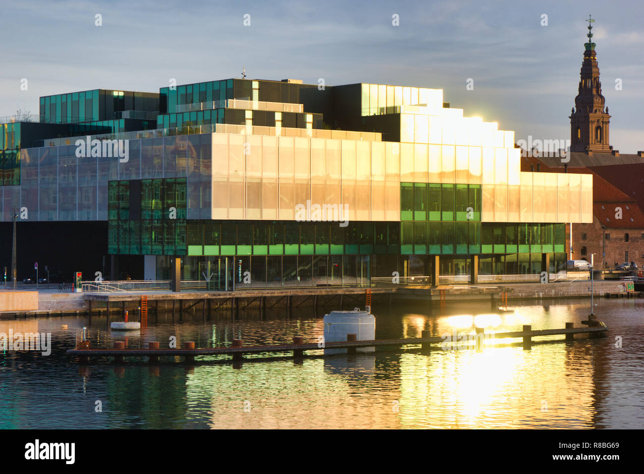 Danish Architecture Center (DAC) Copenhagen, Denmark, Scandinavia - Stock Image