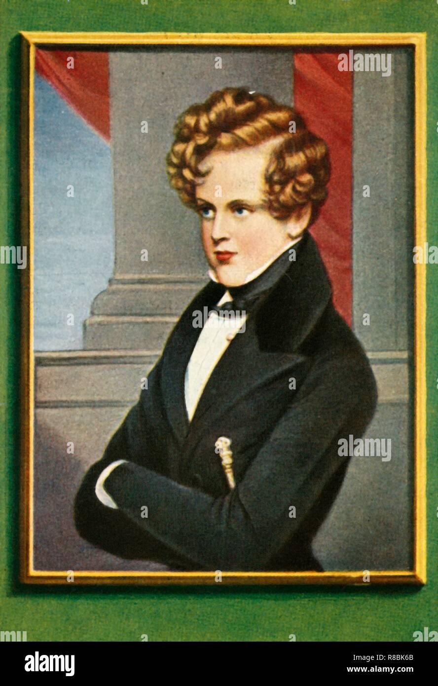 'Napoleon II', (1933).  Creator: Unknown. Stock Photo