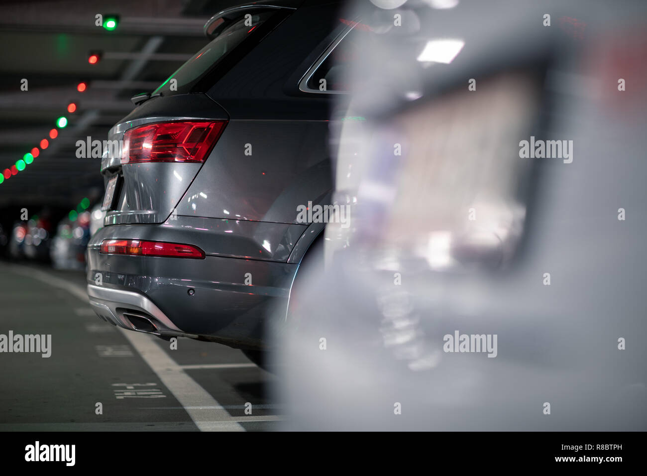 Audi Garage Roermond : Mall parking lots stock photos & mall parking lots stock images alamy