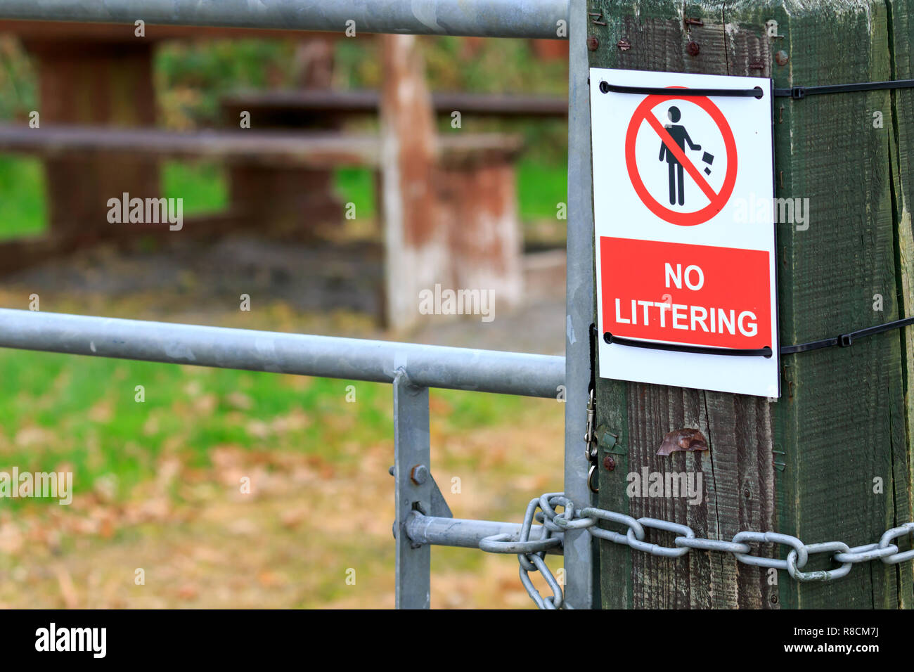 No Littering Sign Stock Photos Amp No Littering Sign Stock