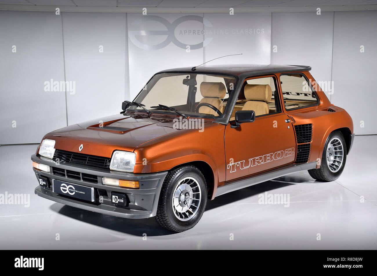 Renault 5 Turbo High Resolution Stock Photography And Images Alamy