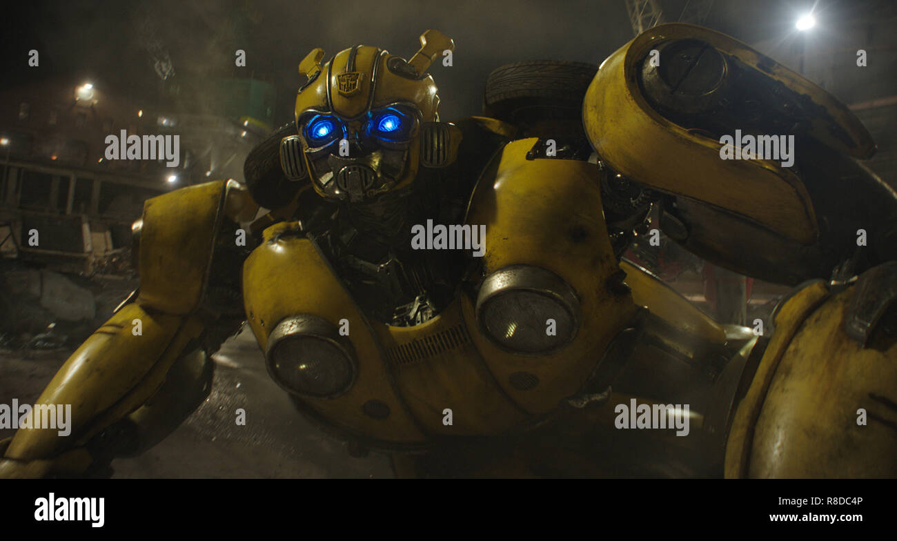 Bumblebee in BUMBLEBEE, from Paramount Pictures  Photo