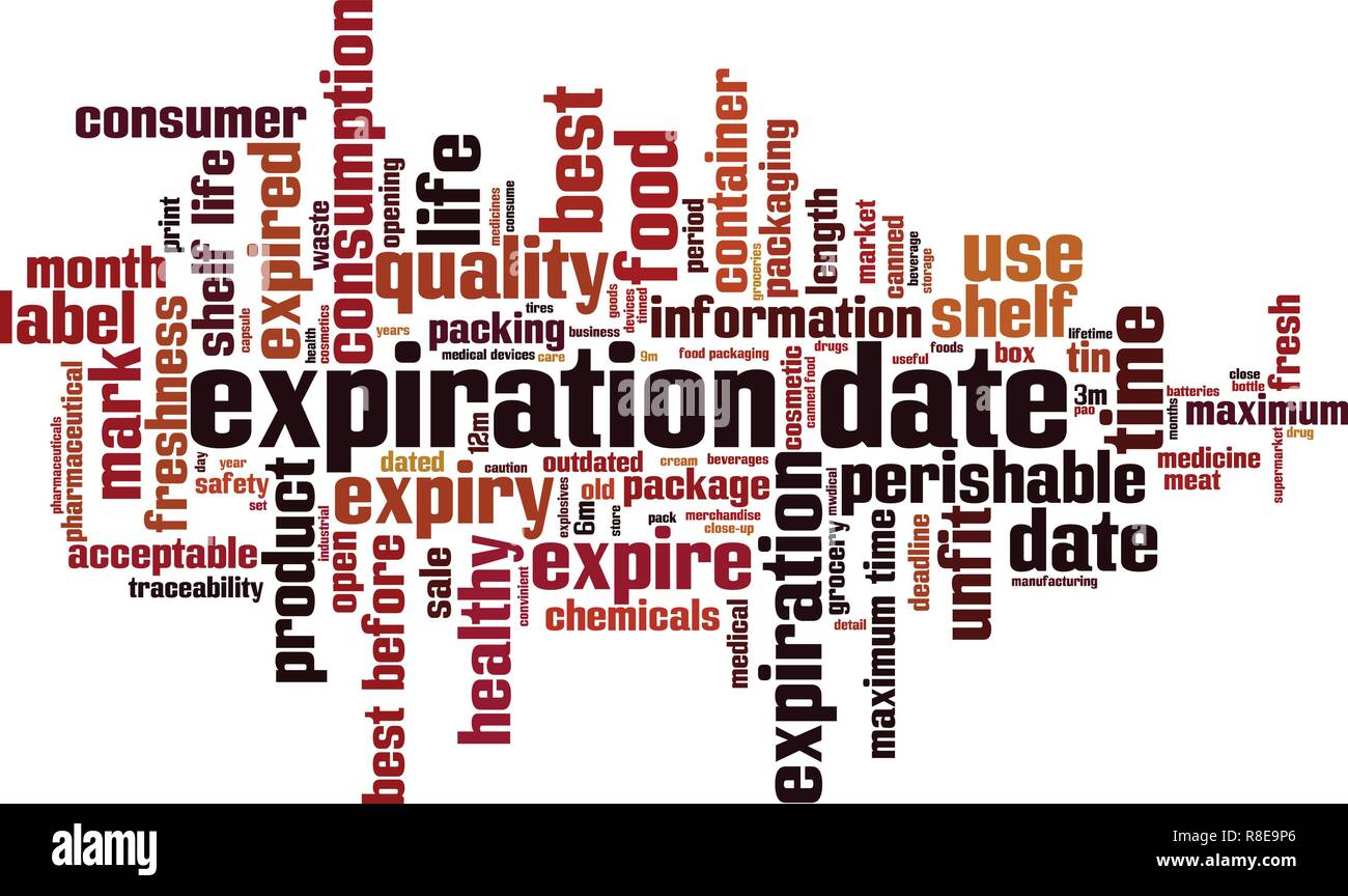 Expiration Date Stock Photos & Expiration Date Stock Images